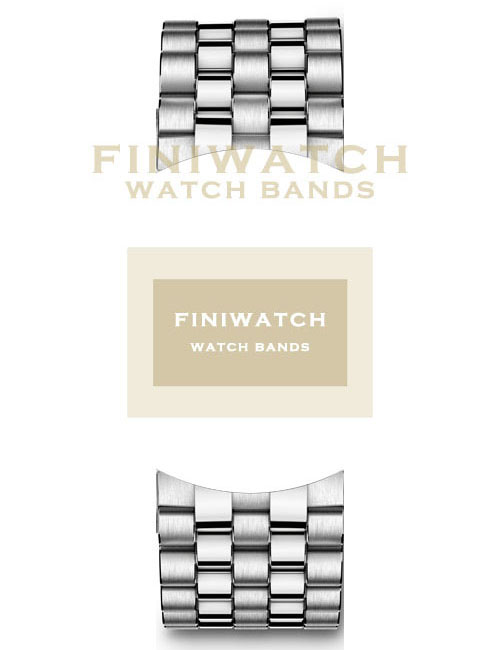 FINIWATCH 316L stainless steel watches bands FA0002 women watch band