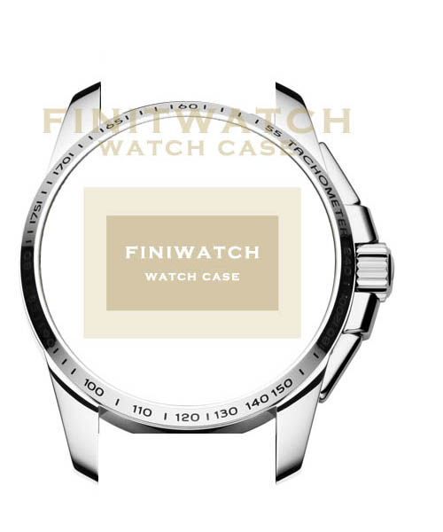 FINIWATCH 316L stainless steel IPG watch case FC004 BEZEL watches case MANUFACTURER